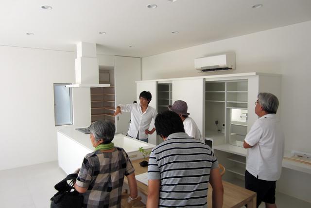 オープンハウス-2/岩崎の家/岐阜の設計事務所 スペースワイドスタジオ